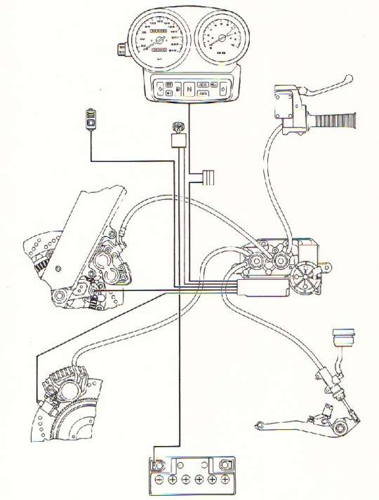Bmw K100 Abs Wiring Diagram