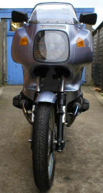 1977 BMW R100RS Photo