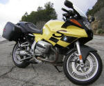 BMW R1100S Scheme 807 Dakar Yellow/Night Black