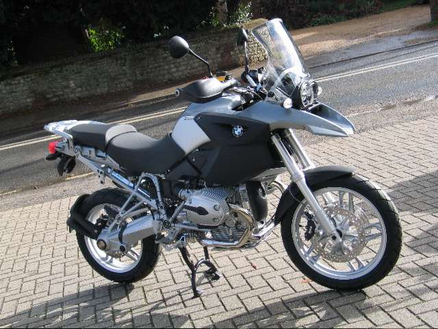 BMW R1200GS Photos