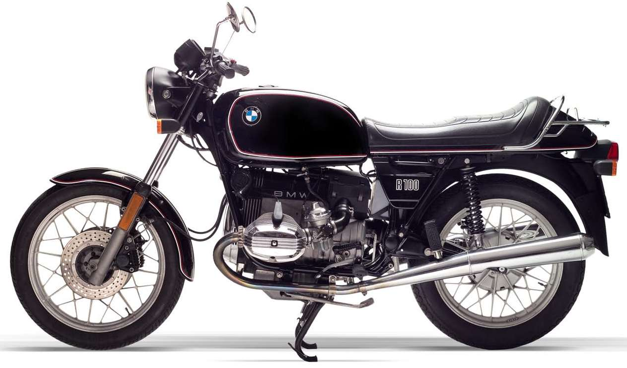 bmw r 100 in die schwarzwaldklinik 1985 1989. Black Bedroom Furniture Sets. Home Design Ideas