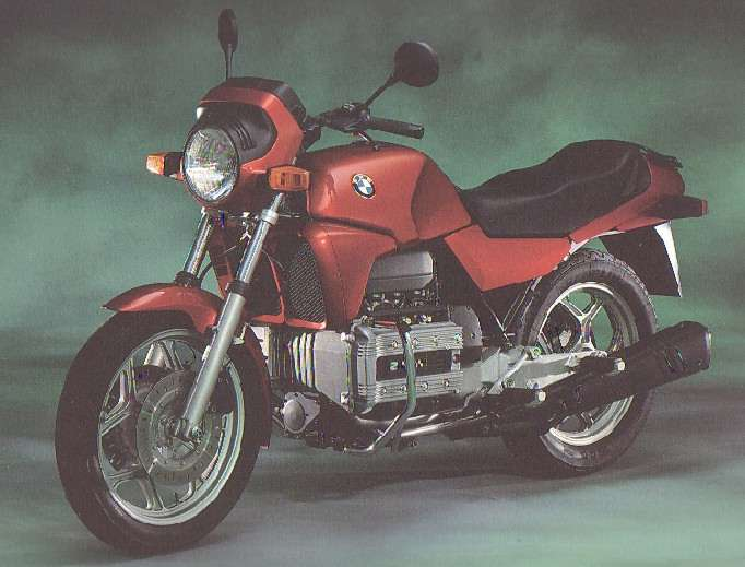 BMW K100 Photos