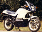 BMW K100RS SE Blue/White