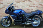 BMW K100RS 16V in Bermuda Blue Photo