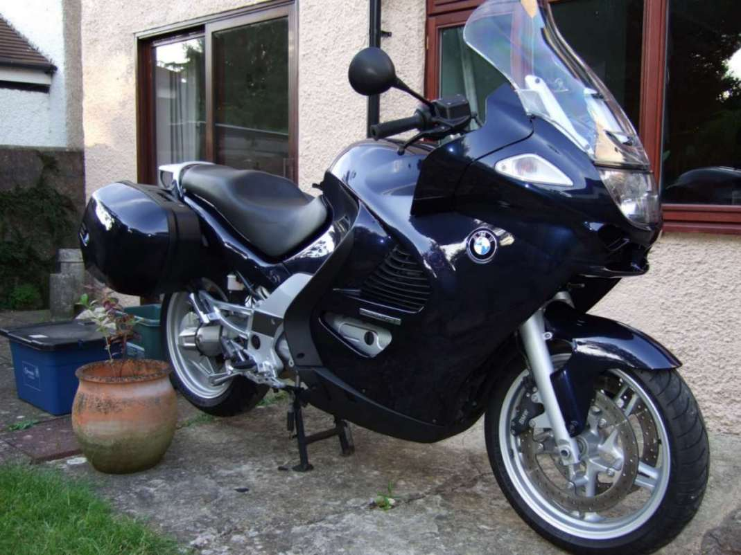 Bmw K1200gt Photos
