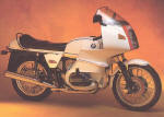 BMW R100RS Photo