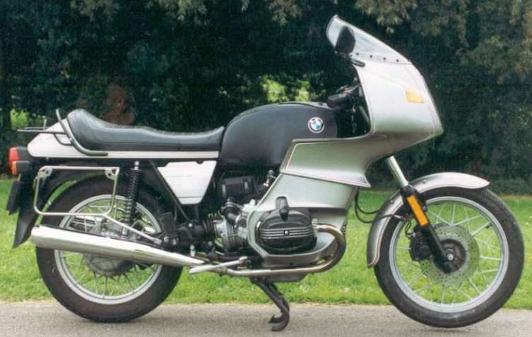 BMW R100RS Photos