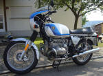 BMW R100S Airline