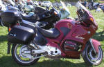 BMW R1100RT Amerena Red