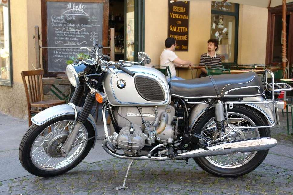 BMW R50/5 Photos