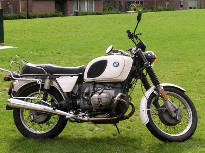 Bmw R60 6 Photos