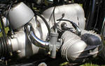 BMW R69S Engine photo