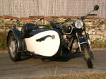 BMW R69S with Precision Sidecar