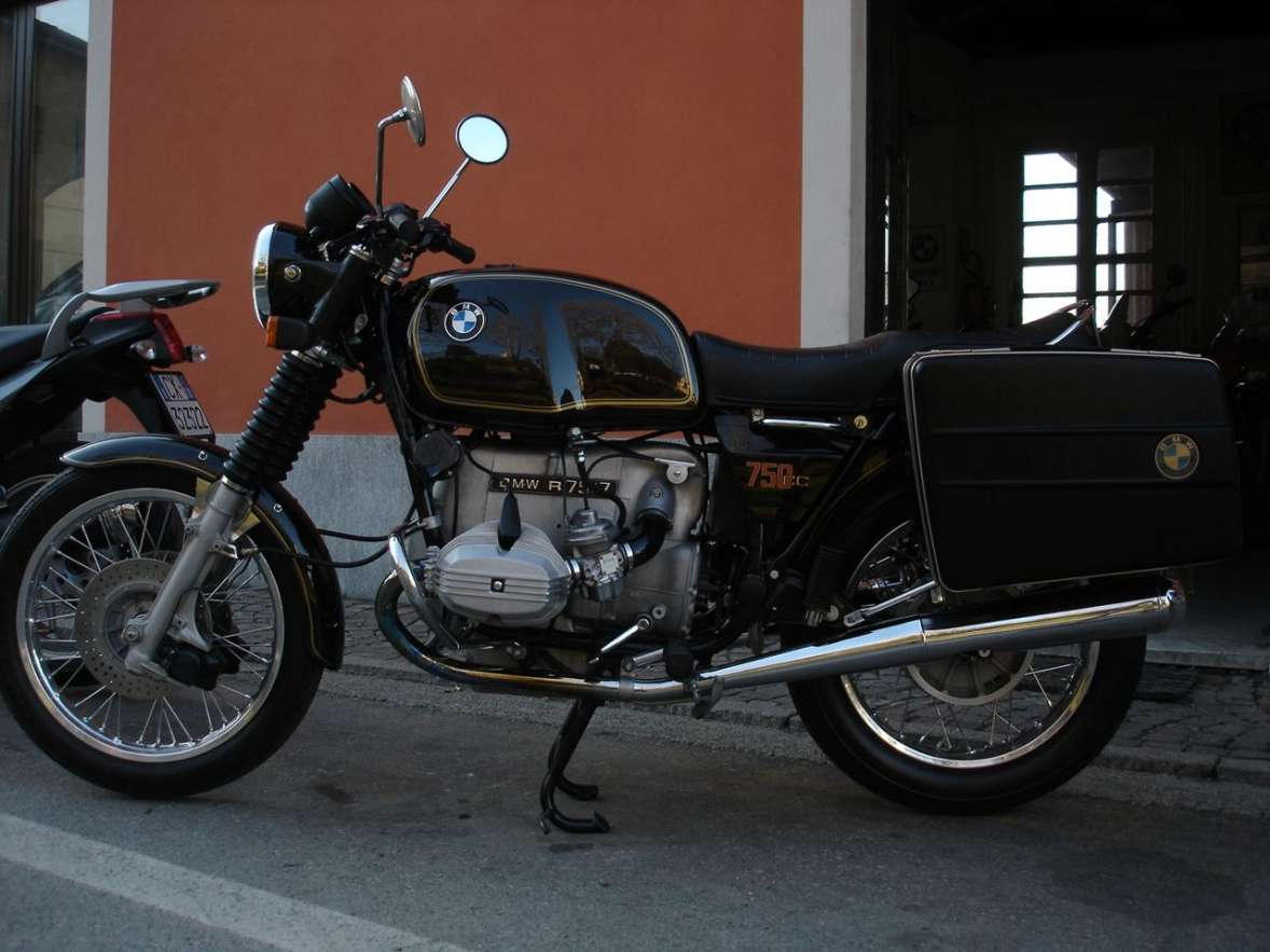 bmw r75 7 photos. Black Bedroom Furniture Sets. Home Design Ideas