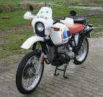 BMW R80G/S Paris Dakar