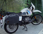 BMW R80G/S Paris-Dakar Photo