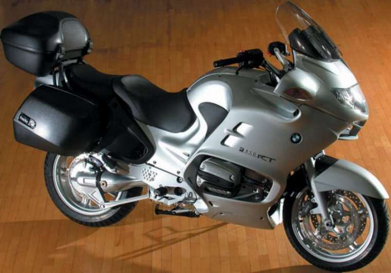 bmw r850rt photos