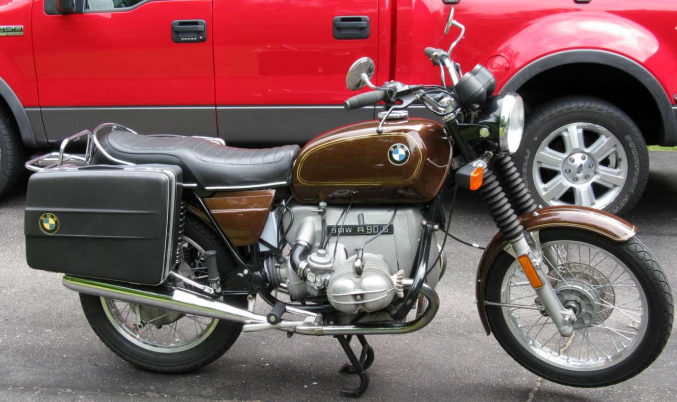 Race to Rebuild: The BMW R90/6 - Classic German Motorcycles ...