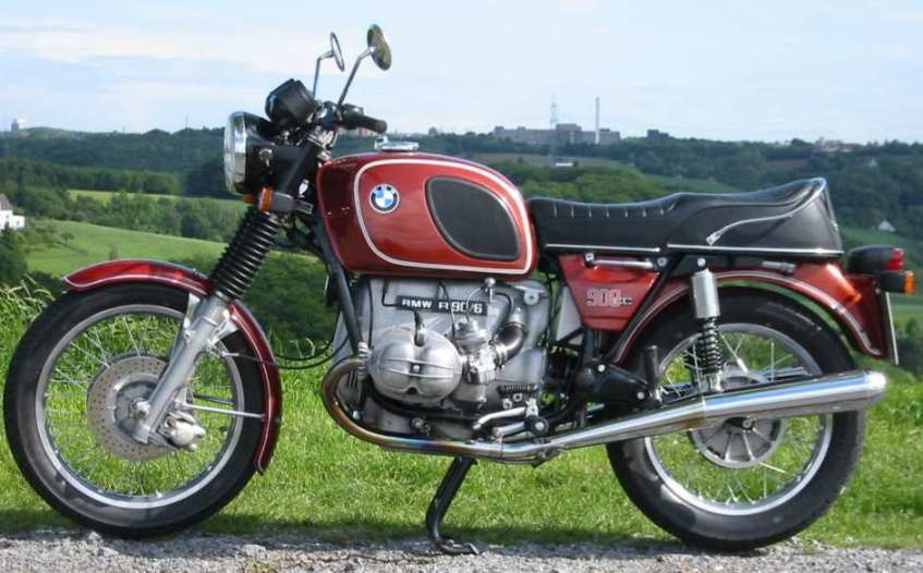 Race to Rebuild: The BMW R90/6 Part 2 - Classic German Motorcycles ...