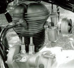 BMW R24 Engine