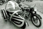 BMW R71 with Record Sidecar Photo