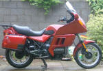 BMW K75RT Photo