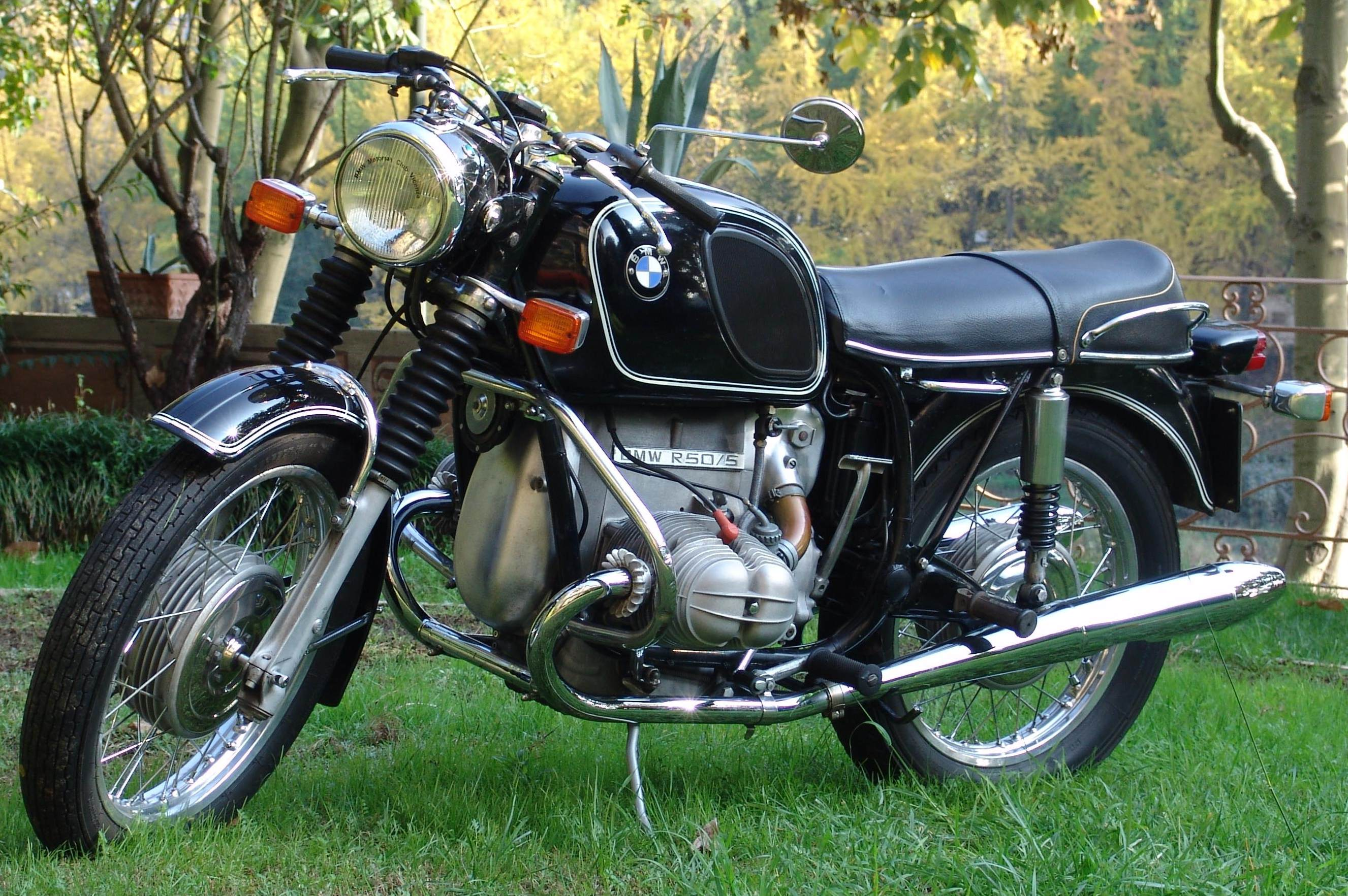 BMW R50/5 Colour Schemes