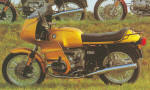 1979 Gold BMW R100RS