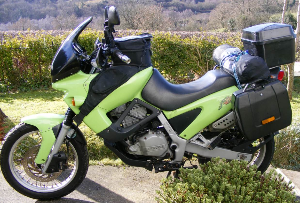 Image search 1995 bmw f650 st motorcycle motorcycle photo 1