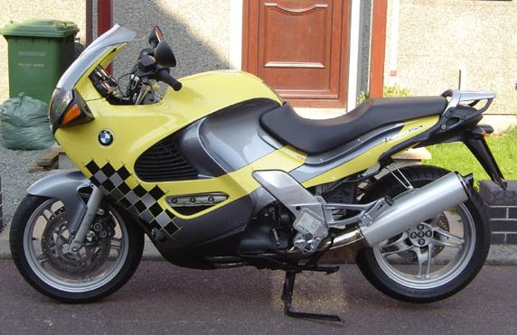 Bmw K1200rs Colour Schemes