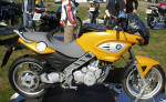 BMW F650CS in Ginster Yellow Photo