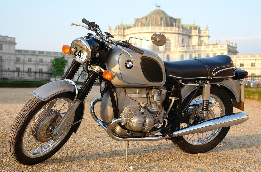 Bmw R50 5 Colour Schemes