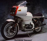 BMW R100RS Motorsport photo