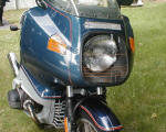 Blue/Silver R100RS