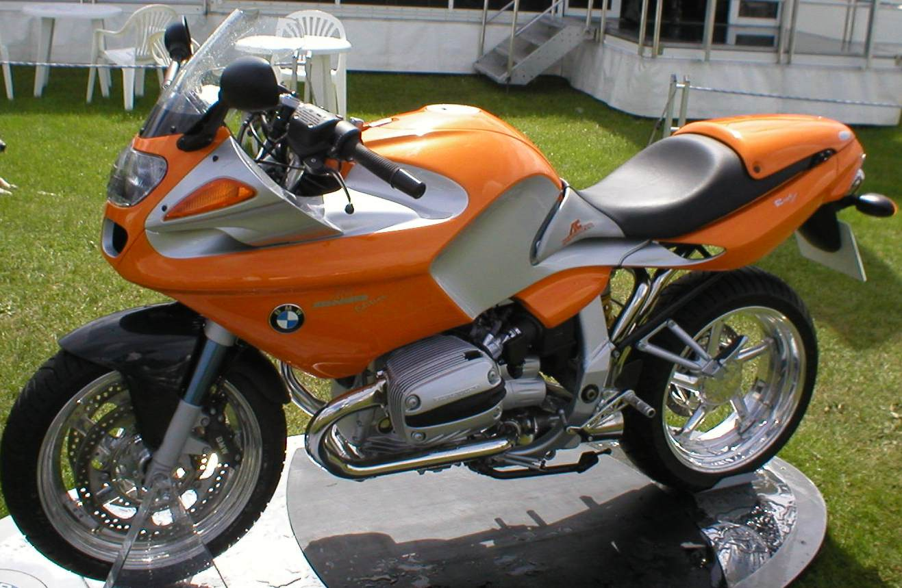 Bmw R1100s Colour Schemes