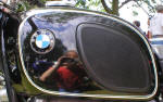 BMW R75/5 Pinstriping