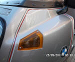 BMW R100RS Code 522 Stratos Silver