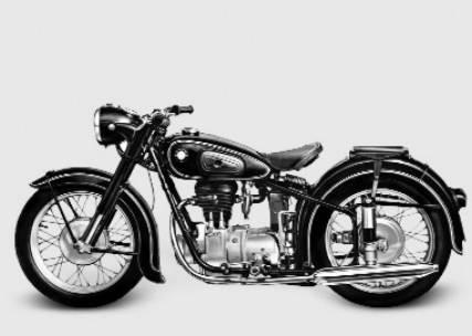 Bmw klasik motor #6