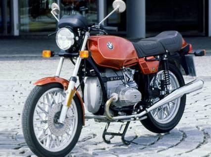 BMW R45 by Cytech